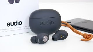 Sudio Tolv Truly Wireless Earbuds Review: Can These Compete?