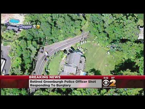 Retired Greenburgh Cop Shot