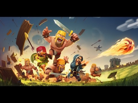 First Hindi Video Of Clash Of Clans