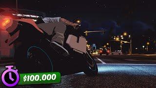 GTA V Online Como Ganhar Dinheiro Fácil $100 Mil em 2 Minutos!!