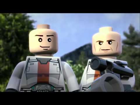 Lego Star Wars 2015 Final Episode 1 & 2