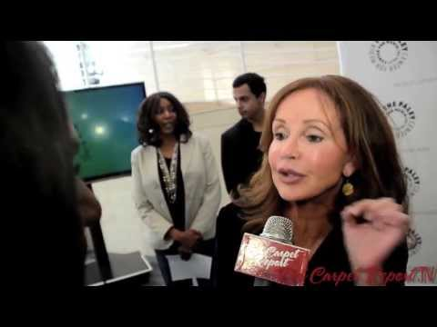 Jacklyn Zeman at the Paley Center Celebrating 50 Years of General Hospital GH50 @JackieZeman