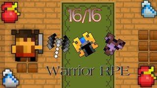 RotF Epic 16/16 Warrior RPE