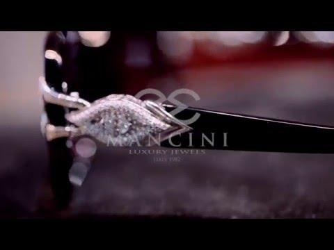 Mancini Luxury Jewels - Making of Royal Eyewear