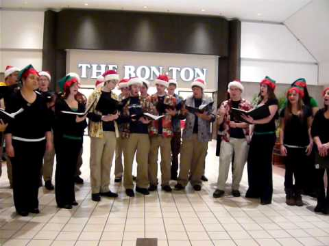 RIT Vocal Accent and Brick City Singers  Santa Claus is Comin to Town
