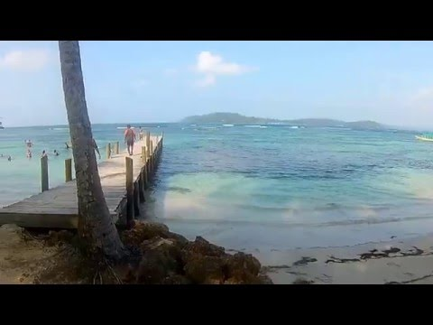 Bocas del Toro Isla Carenero