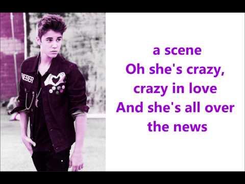 Justin Bieber Maria Lyrics