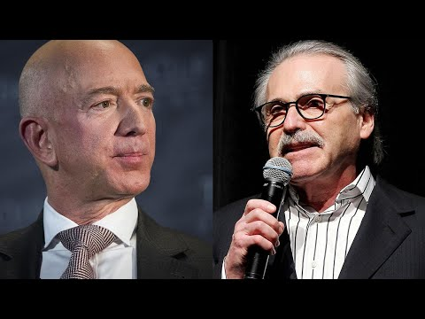 National Enquirer did blackmail Jeff Bezos: Napolitano