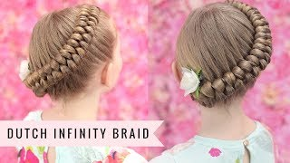 Dutch Infinity Braid by SweetHearts Hair