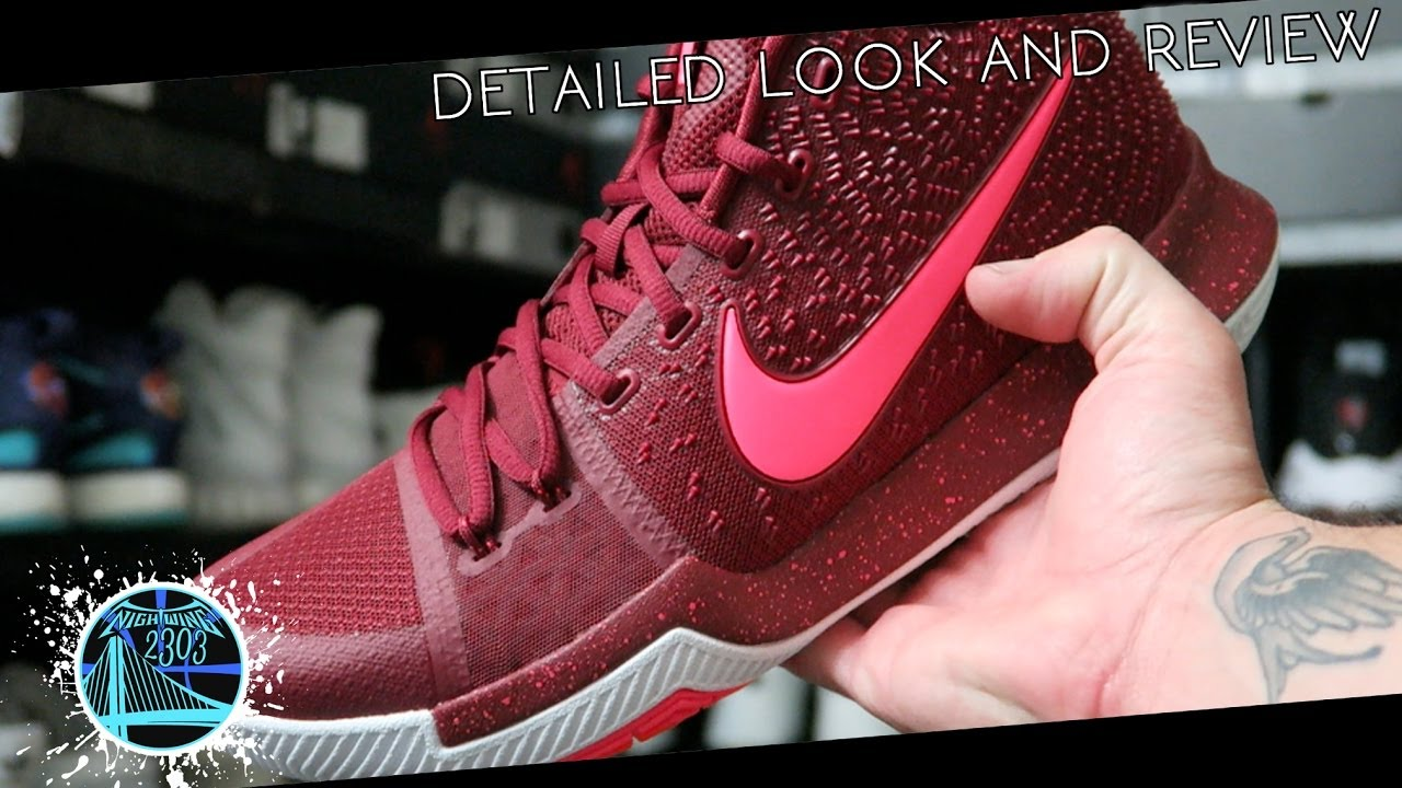 basketball shoes Nike Kyrie 3  Warning   71c189268
