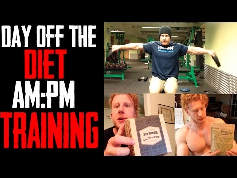 Day off the Diet | AM and PM Training