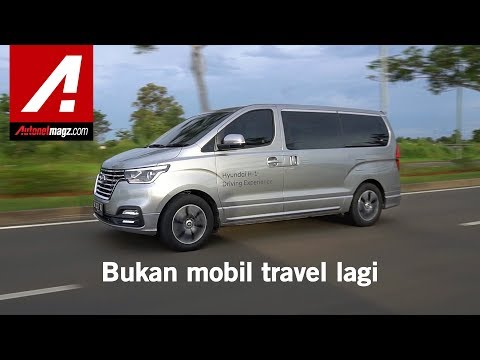 Hyundai H-1 Baru Review & Test Drive By AutonetMagz