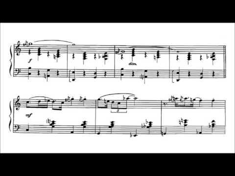 George Gershwin - Walking The Dog (audio + Sheet Music)