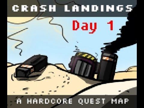 Hqm Ftb Crash Landing скачать карту - фото 7