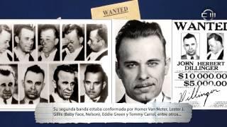 John Dillinger-Enemigo Público