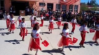 23 Nisan... Hep Seninleyiz Türkiye... Bilekli İlkokulu 3/A Sınıfı Birecik/Şanlıurfa