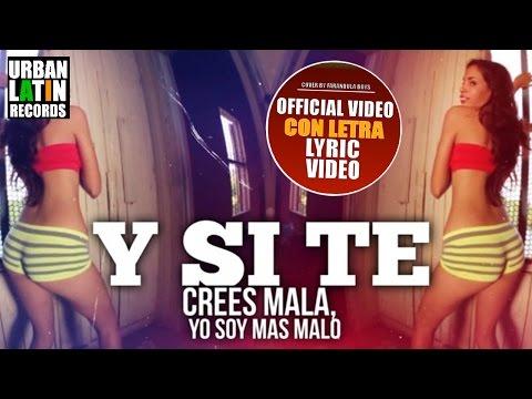 J BALVIN - MALVADA - (OFFICIAL VIDEO CON LETRA) (COVER BY FARANDULA BOYS) (LYRIC VIDEO)