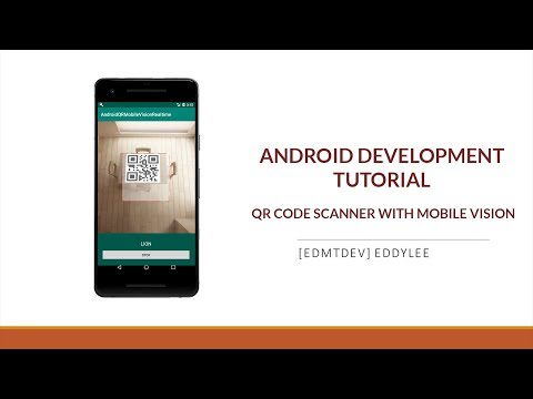 Android Development Tutorial - Realtime QR Code Realtime Scanner with Rectangle thumbnail
