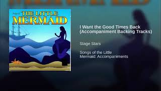 I Want The Good Times Back (karaoke)