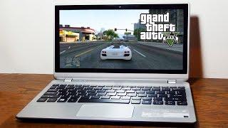 COMO RODAR O GTA 5 EM COMPUTADOR PC FRACO OU NOTEBOOK!