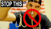 STOP tying the Fisherman's Knot!