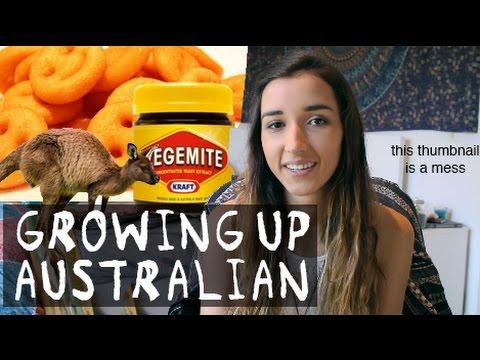 GROWING UP AUSTRALIAN