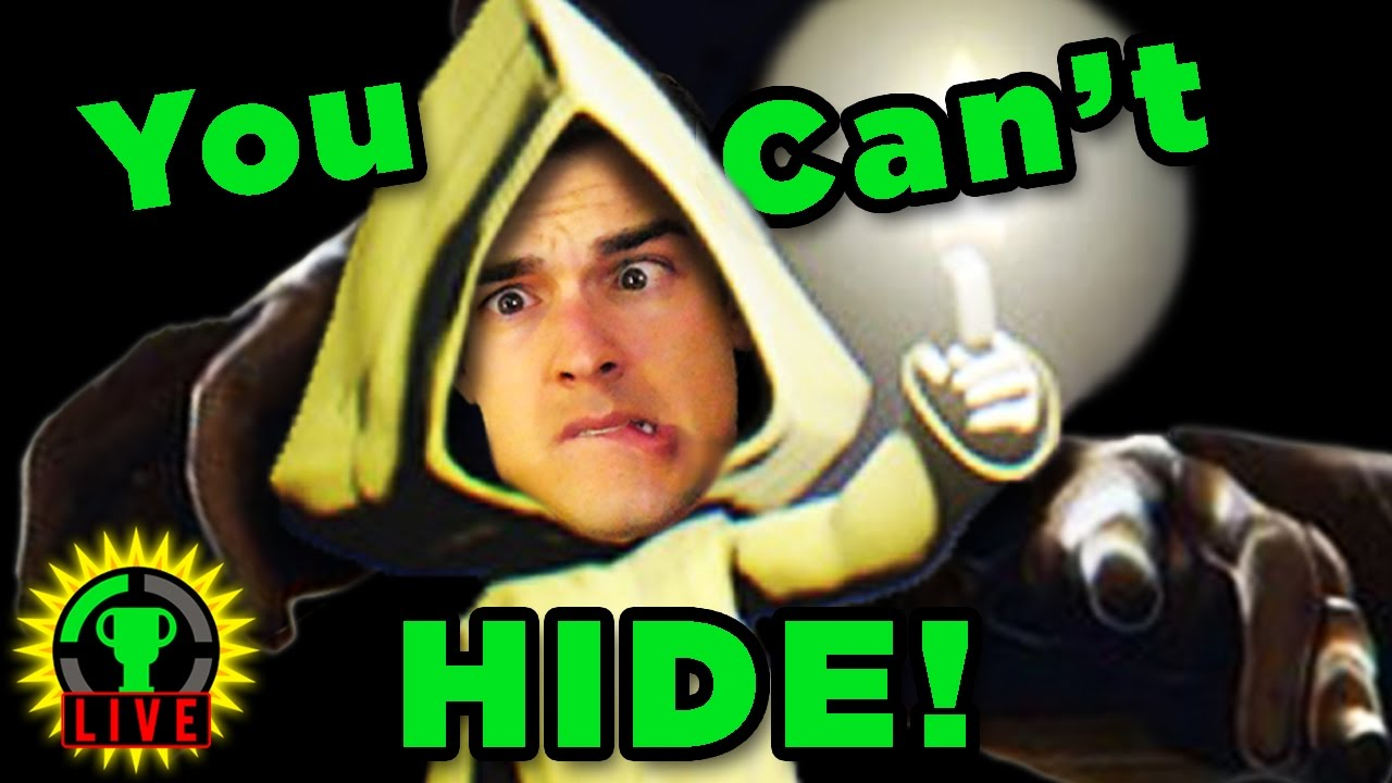 TOO CUTE TO KILL! | Little Nightmares (Part 1)