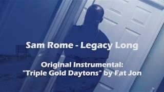 Sam Roman - Legacy Long (Lyric Video)  Story Rap