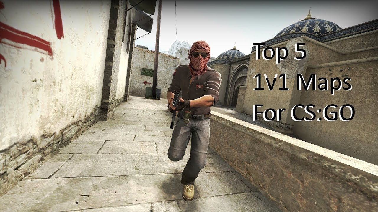 ☑ Counter Strike:Global Offensive ☾Top 5 1V1 Maps☽ ☑