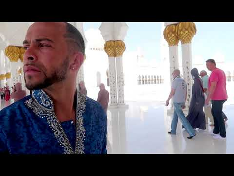 GRAND MOSQUE VLOG INFORMATION ABOUT THE MOSQUE IN DUBAI ABU DHABI