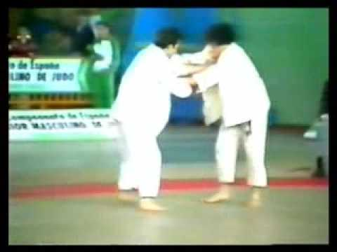 Judo cto. de España senior 84 eliminatorias 2ª parte