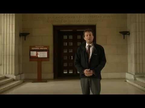 Senate House North Block, A Short Tour by SOAS, University of London
