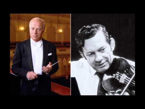 Arthur Grumiaux / Bernard Haitink, Tchaikovsky Violin Concerto in D major Op.35