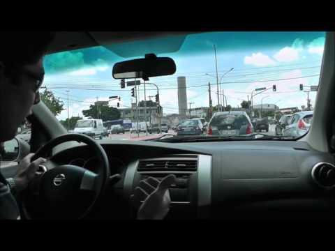 Test Drive e entrega Nissan GRAND LIVINA SL automática