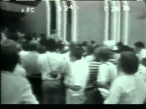 The 1974 Huntsville Prison Siege