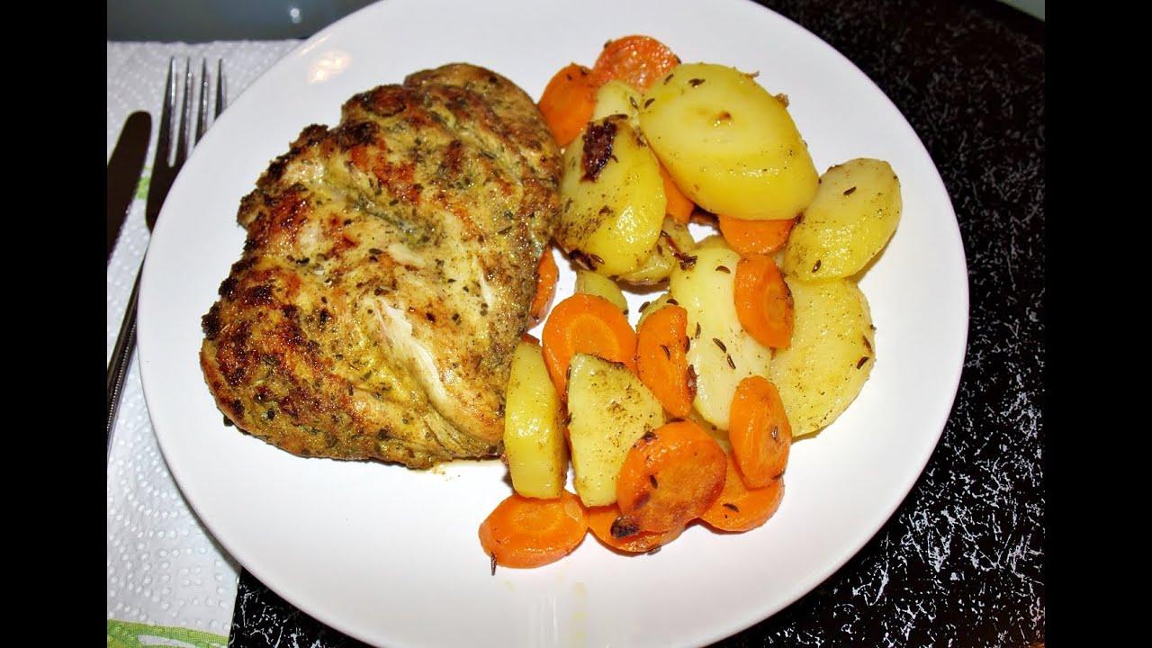 pollo a la plancha receta sencilla