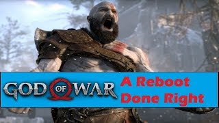 NopNapNarp's God of War Review - A Reboot Done Right