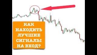 ФОРЕКС ТРЕЙДИНГ: как находить лучшие сигналы на вход в рынок?