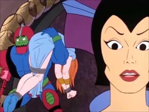 "He-Man Celice die Zaubersängerin Deutsch,German Orginal Synchro 80""s"