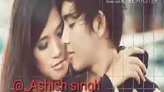 Ishq Mera hai bas itna sad song ringtone making video WhatsApp status video 💓 touching