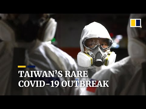 Taiwan calls off Lunar New Year festival celebration to stem rare Covid-19 outbreak