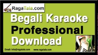 Hey gobindo rakho charane - Bengali Karaoke - Anup Jalota