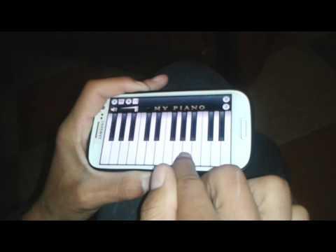 Zigh temziw en piano