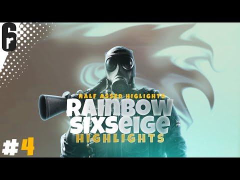 Rainbow Six Seige Higlights #4