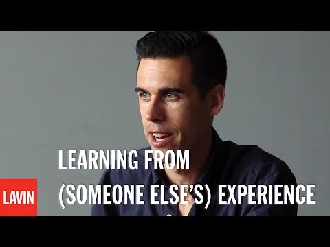 Marketing Speaker Ryan Holiday: Learning From (Someone Else's) Experience