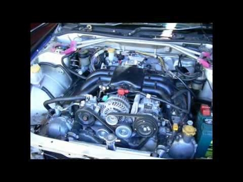 EZ36 Liberty Rally project - First Start up - YouTube