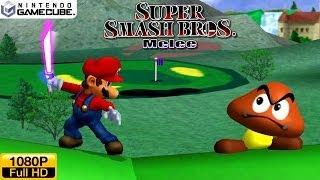 Super Smash Bros. Melee - Gamecube Gameplay 1080p (Dolphin GC/Wii Emulator)