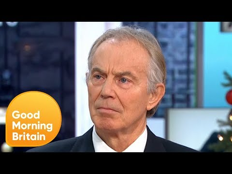 Tony Blair on the Iraq War and Donald Trump | Good Morning Britain
