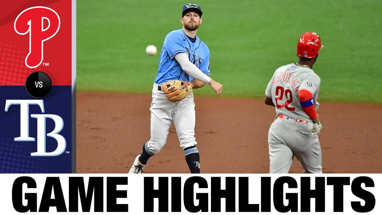 Phillies vs. Cubs Game Highlights (7/5/21) MLB Highlights
