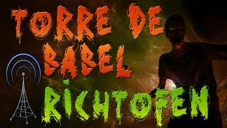 Black Ops 2: Tranzit Zombies | Como hacer el Easter Egg [Richtofen] (Logro/Trofeo-Torre de Babel)